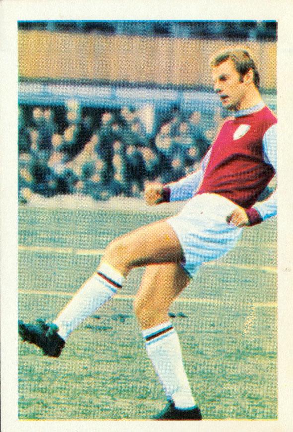 Burnley F.C. - Soccer Stars in Action1969/1970