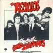 Rezillos My Baby Does Good Sculptures