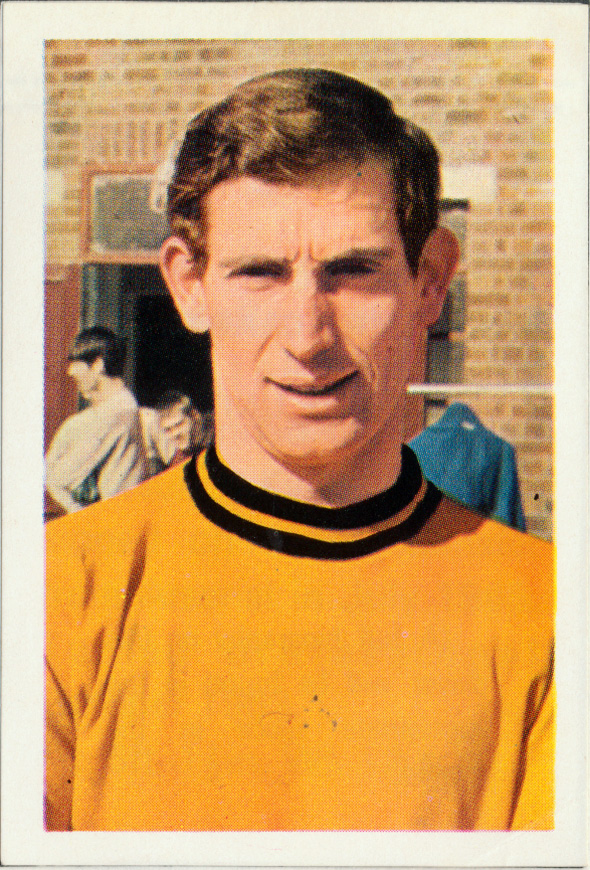 Young Colin Clark Second Division...