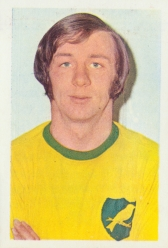 Ken Foggo Norwich City