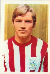 Tony Currie Sheffield United
