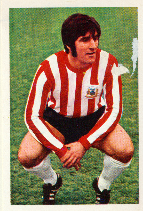 Bill Currie Ford >> Sheffield United F.C. 1971/1972 - The Wonderful World of Soccer Stars