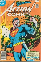 Action Comics Vol 41 No 485