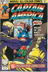 Captain America Vol 1 No 245