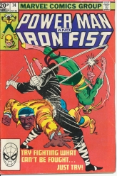 Power Man And Iron Fist Vol 1 No 74