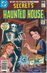 Secrets Of Haunted House Vol 5 No 19