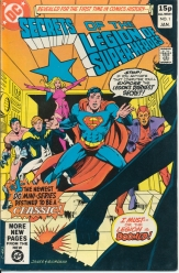 Secrets Of The Legion Of Super Heroes Vol 1 No 1