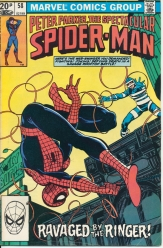Spider Man Vol 1 No 58