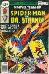 Spiderman And Dr Strange Vol 1 No 46
