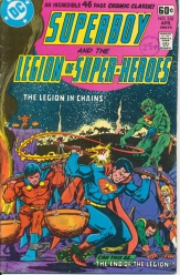Superboy And The Legion Of Super Heroes Vol 30 No 238