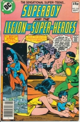 Superboy And The Legion Of Super Heroes Vol 31 No 255