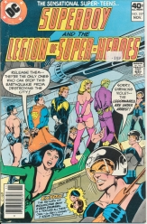Superboy And The Legion Of Super Heroes Vol 31 No 257
