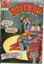 Superboy No 169