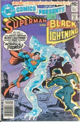 Superman And Black Lightning Vol 2 No 16