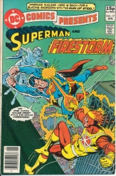 Superman And Firestorm Vol 3 No 17