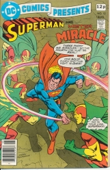 Superman And Mister Miracle Vol 2 No 12