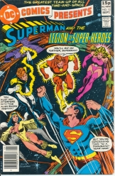 Superman And The Legion Of Super Heroes Vol 2 No 13