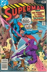 Superman Vol 40 No 322
