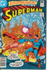 Superman Vol 41 No 338