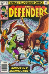The Defenders Vol 1 No 71