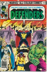 The Defenders Vol 1 No 75