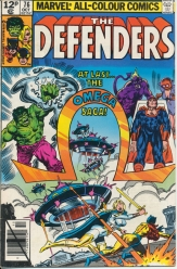 The Defenders Vol 1 No 76