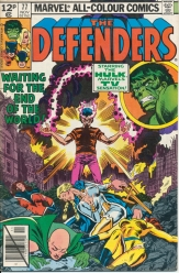 The Defenders Vol 1 No 77
