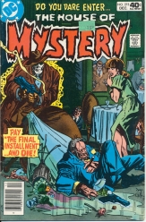 The House Of Mystery Vol 29 No 275