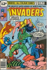 The Invaders Vol 1 No 39
