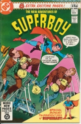 The New Adventures Of Superboy Vol 1 No 11
