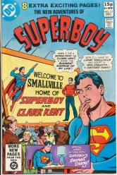 The New Adventures Of Superboy Vol 1 No 12