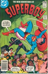 The New Adventures Of Superboy Vol 1 No 3