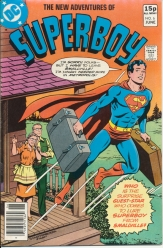 The New Adventures Of Superboy Vol 1 No 6