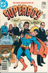 The New Adventures Of Superboy Vol 1 No 8