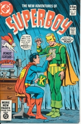 The New Adventures Of Superboy Vol 2 No 17