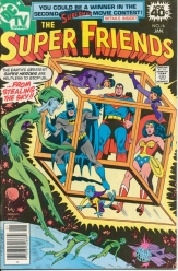 The Super Friends Vol 4 No 16
