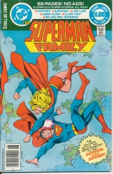 The Superman Family Vol 26 No 195
