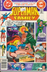 The Superman Family Vol 26 No 197