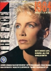 The Face Annie Lennox Cover Issue 57