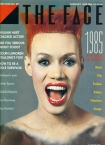 The Face Grace Jones Cover Issue 69
