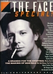 The Face Mickey Rourke Cover Issue 61