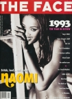 The Face Naomi Campbell Cover Issue 64