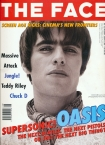 The Face Oasis Cover Issue 71