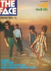 The Face B52s Cover Issue 6