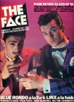The Face Blue Rondo A La Turk Cover Issue 20