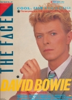 The Face David Bowie Cover Issue 37