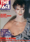 The Face David Bowie Cover Issue 7