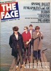 The Face Echo And The Bunnymen Cover Issue 16