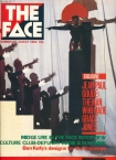 The Face Grace Jones Cover Issue 28