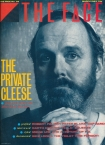The Face John Cleese Cover Issue 35